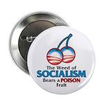 """A Poison Fruit 2.25"""" Button"""