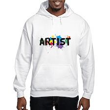 Artist Jumper Hoody