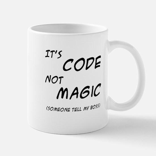 Code Magic Mug