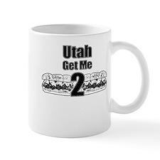Utah Get me Two! Small Mug