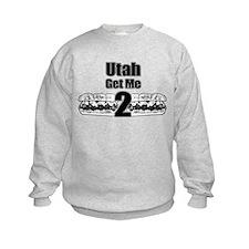 Utah Get me Two! Jumper Sweater