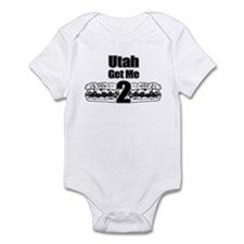 Utah Get me Two! Infant Bodysuit