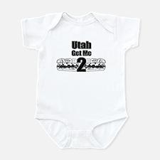 Utah Get me Two! Infant Bodysuit