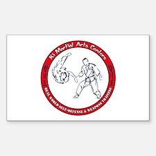 Ki Martial Arts Decal