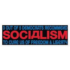 Democrats Recommend Socialism - (10 pk)