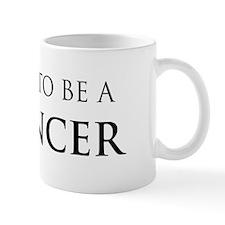 Proud Bouncer Small Mug