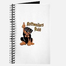Rottweilers Rule Journal