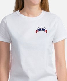 Proud Mother of a Soldier Sta Women's T-Shirt