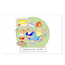 Magna Cum Laudi Postcards (Package of 8)