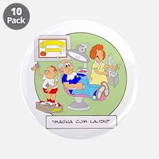 """Magna Cum Laudi 3.5"""" Button (10 pack)"""