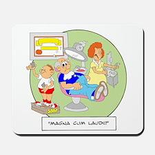 Magna Cum Laudi Mousepad