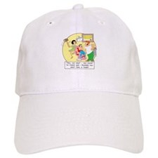 Tell you what ... you count t Baseball Baseball Cap