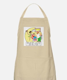 Tell you what ... you count t BBQ Apron
