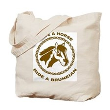 Ride A Bruneian Tote Bag