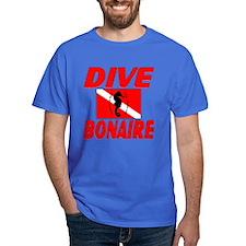 Dive Bonaire (red) T-Shirt