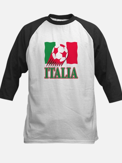 2010 World Cup Italia Kids Baseball Jersey