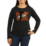 Stonewall Place Women's Long Sleeve Dark T-Shirt
