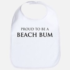 Proud Beach Bum Bib