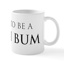 Proud Beach Bum Mug