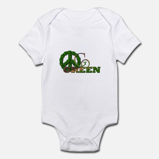 Go Green 2 Infant Bodysuit