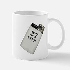 27 club Small Small Mug