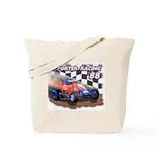 Jim Porter Racing Tote Bag