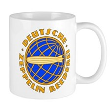 Vintage Zeppelin Company Mug
