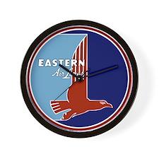 Vintage Eastern Air Lines Wall Clock