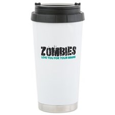 Zombies Travel Mug