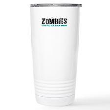Zombies Travel Mug