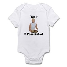 Toss the salad Infant Bodysuit