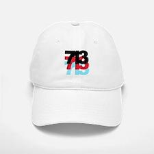 713 Area Code Baseball Baseball Cap
