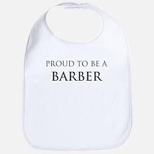 Proud Barber Bib