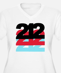 212 Area Code T-Shirt