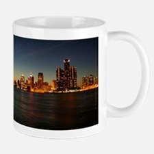 DetroitfromWindsorhighres Mugs
