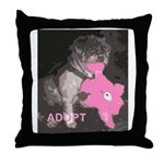 ALAC Rescue Throw Pillow