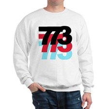 773 Area Code Sweatshirt