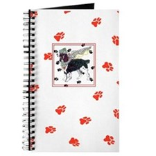 Gulliver's Angels Springer Red Paws Journal