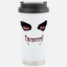 Phlebotomy Stainless Steel Travel Mug