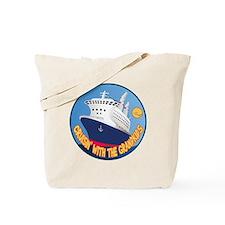 Cruisin' with the GrandKids Tote Bag