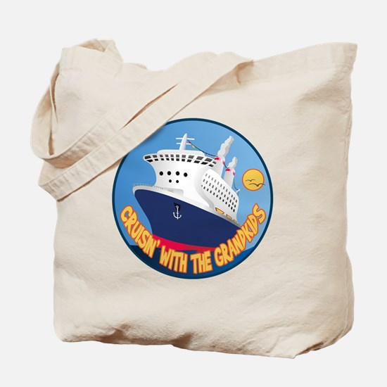 Cruisin' with the GrandKids Tote Bag