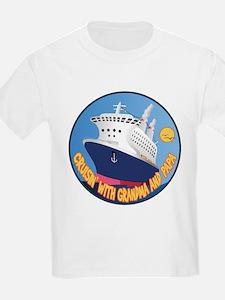 Cruisin with Grandma and Papa T-Shirt