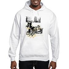 Nyte Lyfe Hoodie Sweatshirt