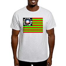 ObaMessiah's Flag T-Shirt