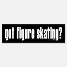 got figure skating? Bumper Sticker (10 pk)