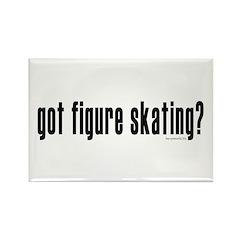 got figure skating? Rectangle Magnet (10 pack)
