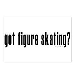 got figure skating? Postcards (Package of 8)
