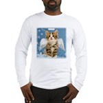 Angel Kitten Long Sleeve T-Shirt