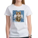 Angel Kitten Women's T-Shirt