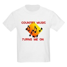COUNTRY MUSIC RULES T-Shirt